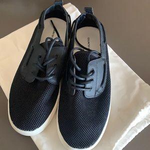 CR Boys Mesh Boat Shoes